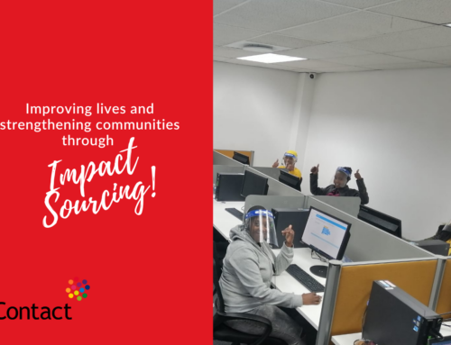 iContact BPO partners with Impact Sourcing Institute to provide on the job training and work experience for disadvantaged youth